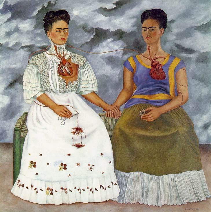 Da intensidade de Frida
